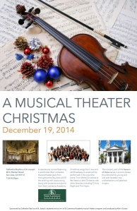 A Musical Theater Christmas