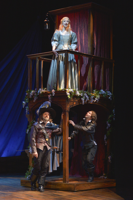 Edmond Rostand Writing Styles in Cyrano de Bergerac