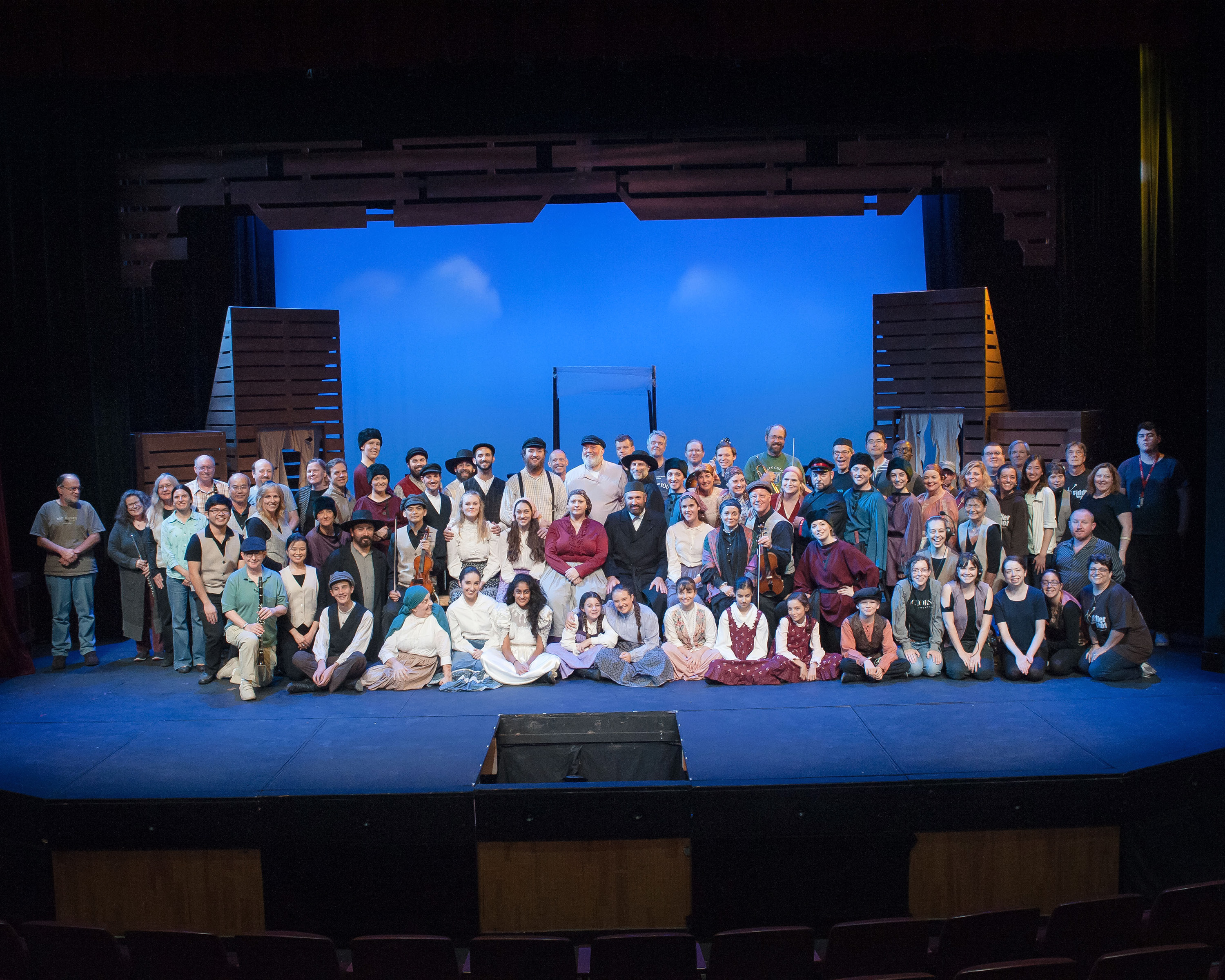 Sunnyvale Community Players A Good Reed Review